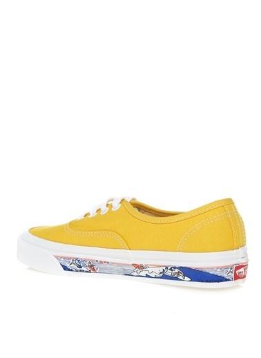 Vans Vans Sarı Lifestyle Ayakkabı Sarı